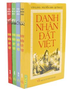 Bộ sách Danh Nhân Đất Việt (4 Cuốn)