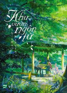 Khu Vườn Ngôn Từ – Shinkai Makoto