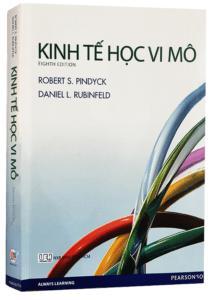 Kinh Tế Học Vi Mô – Robert S. Pindyck, Daniel L. Rubinfeld