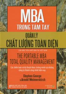 MBA Trong Tầm Tay – Quản Lý Chất Lượng Toàn Diện