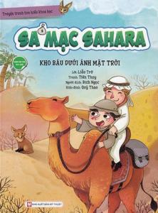 Sa Mạc Sahara – Kho Báu Dưới Ánh Mặt Trời